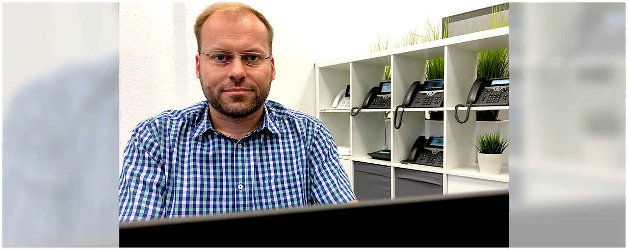 26.07., Systemadministrator-Tag. Nils Lehmensiek im Interview